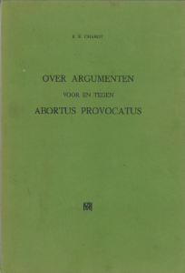 1968 NL book-Analysis of the Dutch Debate on Abortion-01