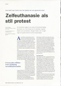 2010 NL Journal Medical Contact-Self-Euthanasia as a Protest -01